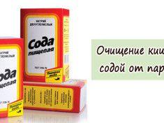 002-сода против паразитов