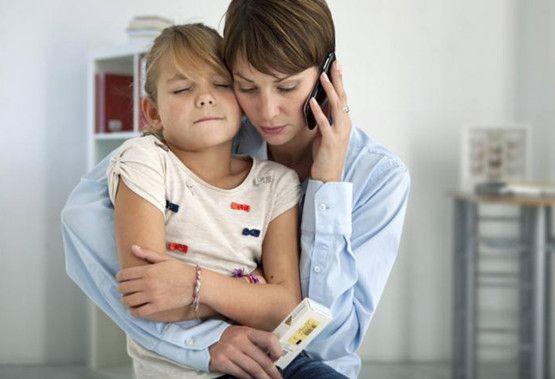 Признаки ляиблий у детей