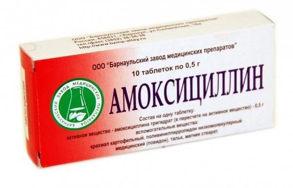 ammoksitsillin